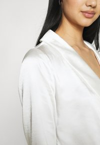 4th & Reckless - COLLINS BODYSUIT - Blouse - white - 5