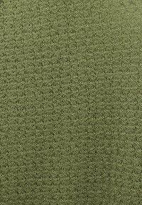 PULL&BEAR - MIT LOCHMUSTER - Day dress - light green - 5