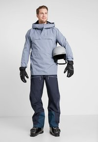 Houdini - PURPOSE PANTS - Snow pants - bucket blue - 1