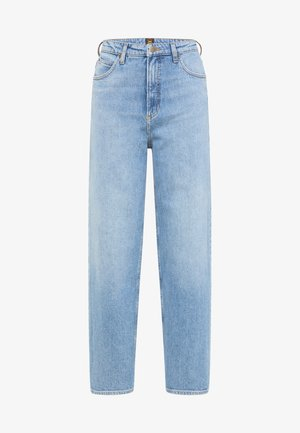 WIDE LEG - Relaxed fit jeans - blue