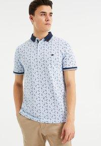 WE Fashion - Poloshirt - light blue - 0
