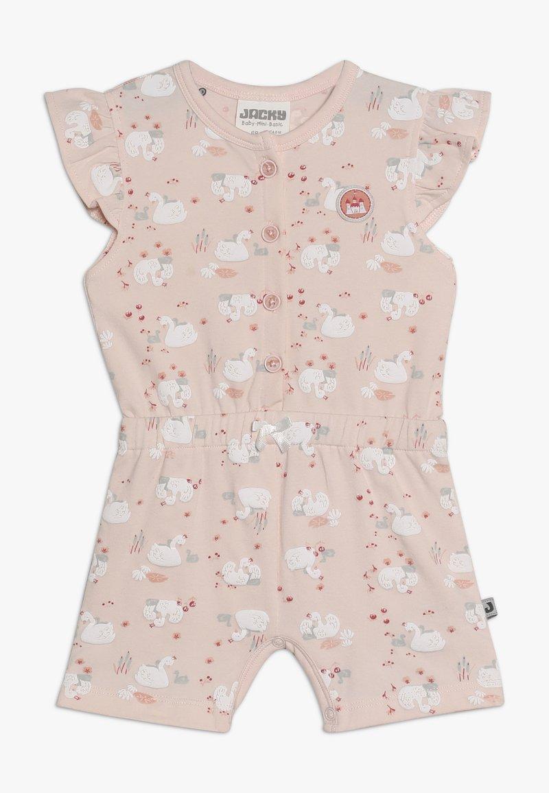 Jacky Baby - SPIELERCLASSIC GIRLS - Tuta jumpsuit - light pink