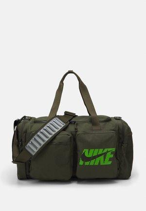 UTILITY POWER DUFF UNISEX - Sports bag - cargo khaki/cargo khaki/green strike