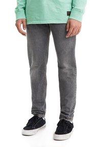 Levi's® Skateboarding - JEANS 512 SLIM TAPER - Slim fit jeans - s&e cypress - 0