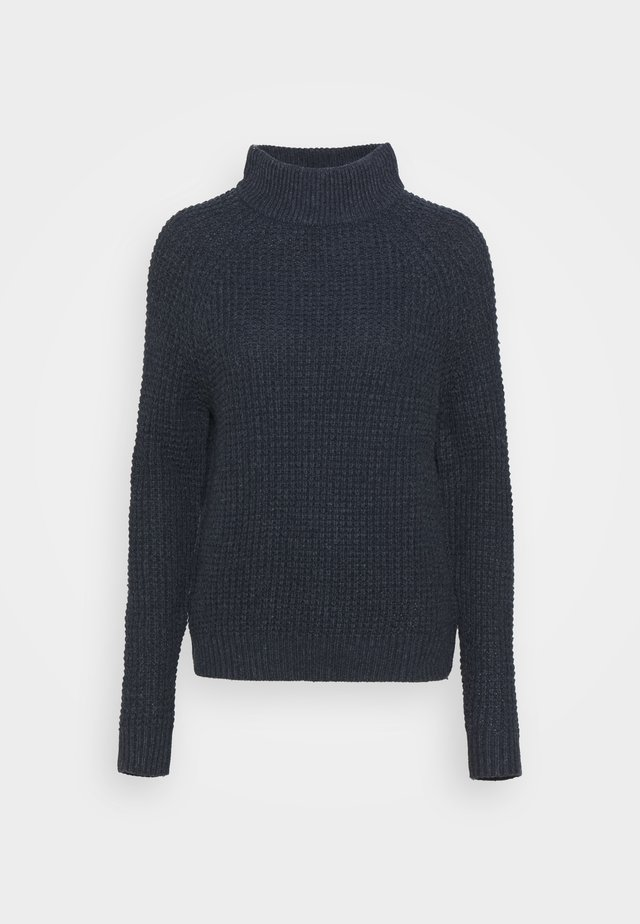 TURTLENECK - Trui - night navy melange