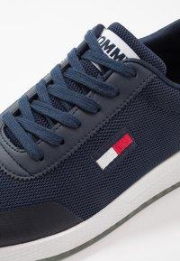 Tommy Jeans - FLEXI RUNNER - Zapatillas - blue - 5
