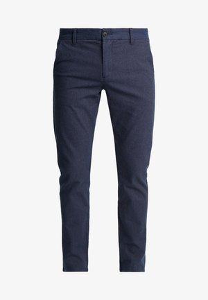 SLHSLIM ARVAL PANTS - Pantalon classique - navy blazer