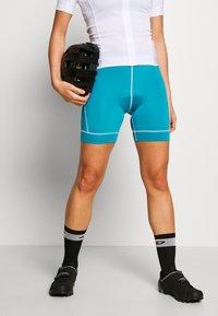 Dare 2B - HABIT SHORT - Tights - turquoise - 0