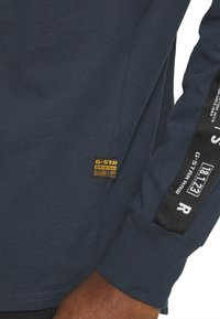 G-Star - LASH - Long sleeved top - compact legion blue - 5