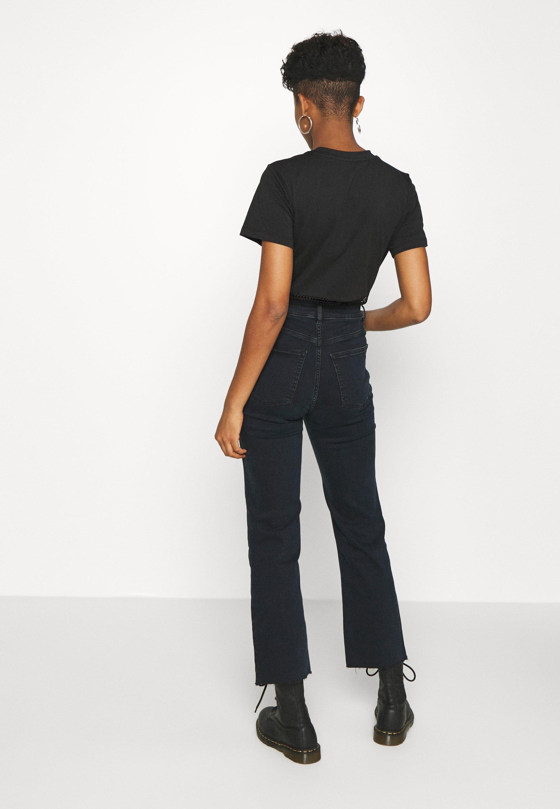 Ivy Copenhagen FRIDA - Jeans Straight Leg - black -  5ifWx