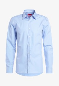 HUGO - ELISHA EXTRA SLIM FIT - Kostymskjorta - light blue - 4
