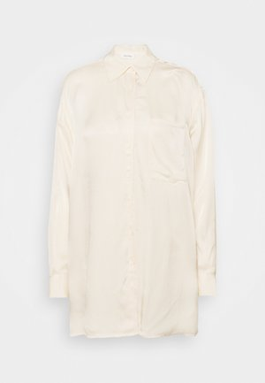 GINTOWN - Button-down blouse - dove