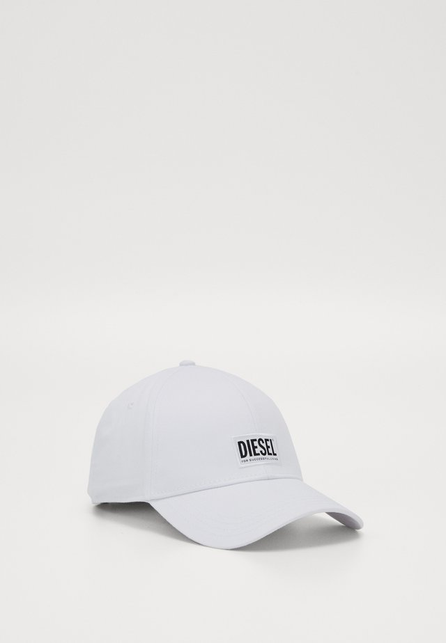 CORRY CAPPELLO HAT - Kšiltovka - white