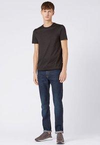 BOSS - DELAWARE - Jeans Straight Leg - blue - 1