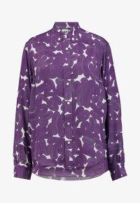 Hope - TWICE - Skjorte - purple sweep print - 6