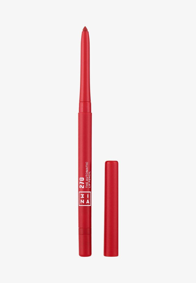 3ina - THE AUTOMATIC LIP PENCIL - Matita per le labbra - 270 pink