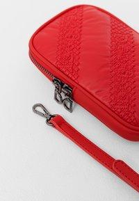 Desigual - SOFIA - Across body bag - red - 5
