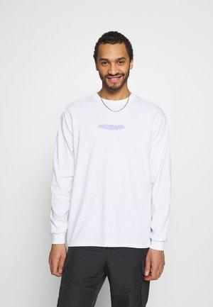 MENNACE WORLDWIDE - Maglietta a manica lunga - white