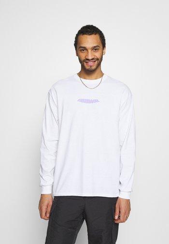 MENNACE WORLDWIDE - Long sleeved top - white