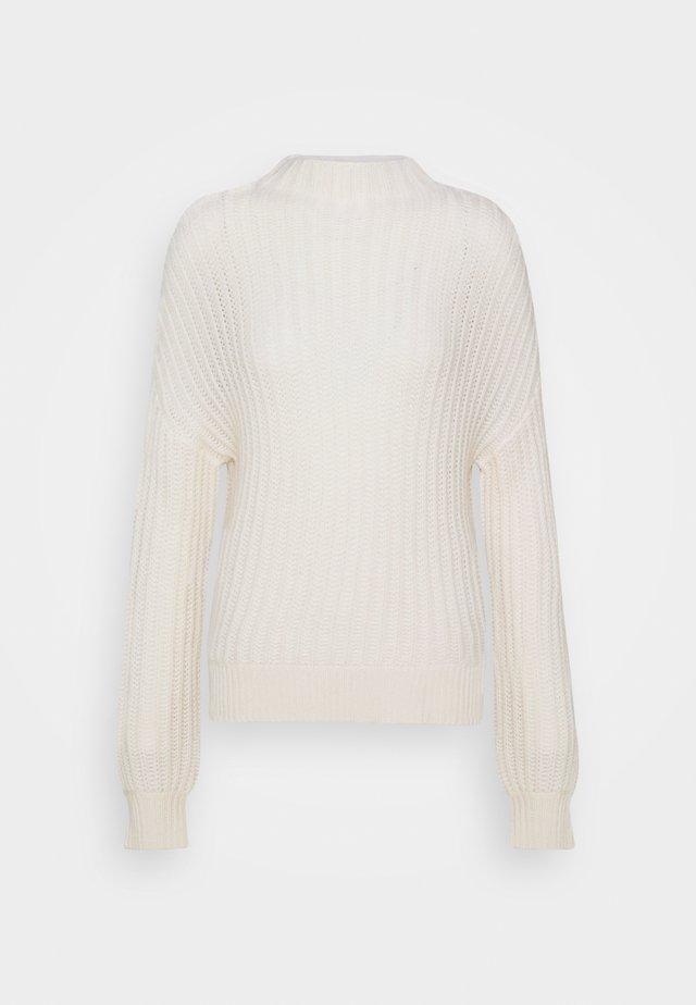 HIGHNECK - Maglione - pristine white