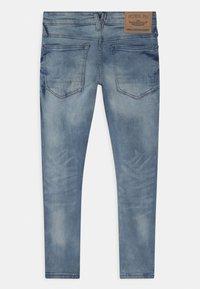 Petrol Industries - Jeans Skinny Fit - blue denim - 1