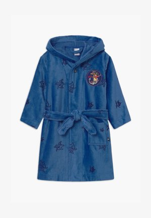 KIDS - Dressing gown - blau