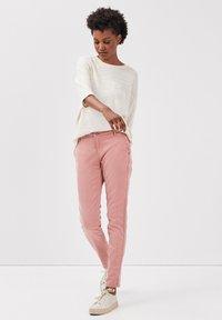 BONOBO Jeans - Chinos - rose - 0