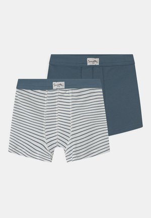 PURE MINI 2 PACK - Pants - faded blue