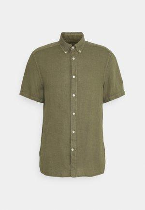 CLEAN SLIM - Shirt - lake green