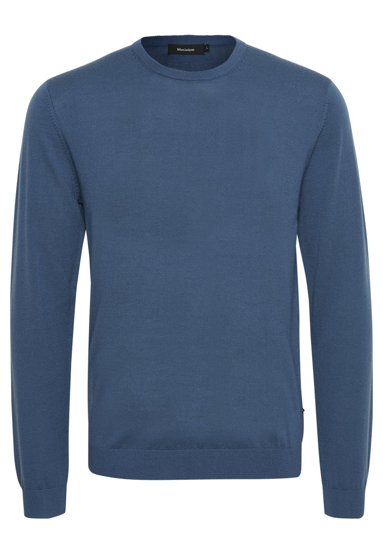 Matinique MARGRATE - Pullover - dust blue