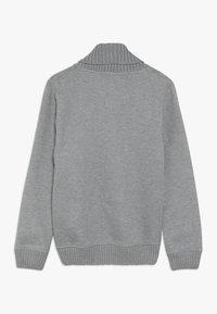 Kaporal - BALEZ - Collegepaita - mottled dark grey - 1