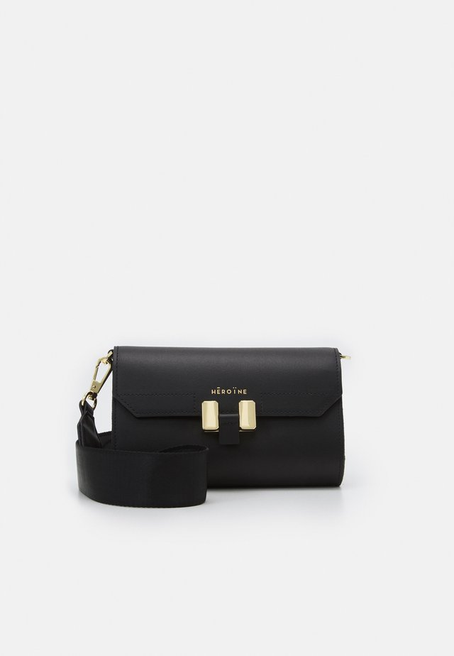 CARRIE - Sac bandoulière - black