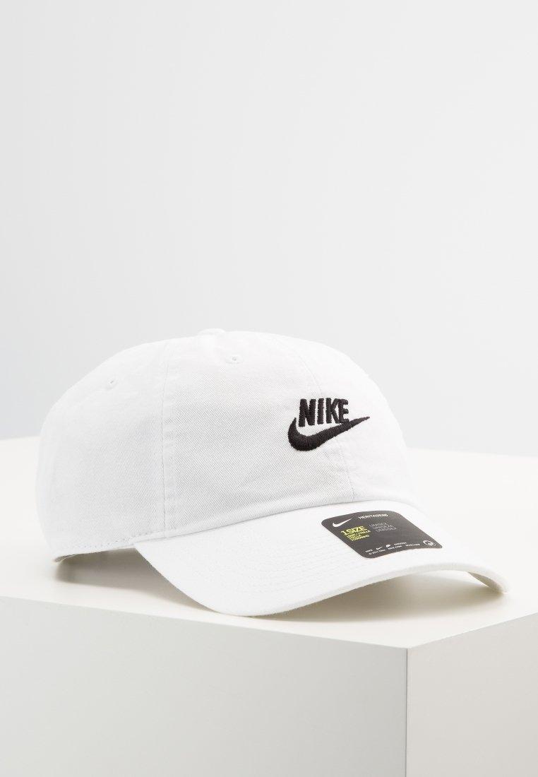Nike Sportswear - FUTURA WASH UNISEX - Lippalakki - white