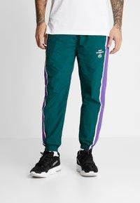K1X - PANTS - Tracksuit bottoms - bistro green - 0