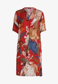 Betty Barclay - MIT TASCHEN - Day dress - dark red-dark blue - 2