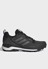 adidas Performance - TERREX SKYCHASER 2 GORE TEX - Hiking shoes - core black/grey four/dgh solid grey - 7