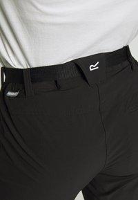 Regatta - XERT - Outdoor trousers - black - 6
