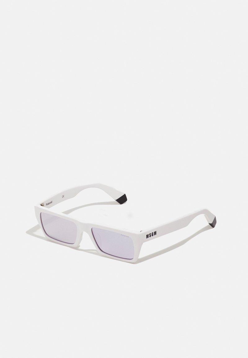 MSGM - POLAROID UNISEX - Sonnenbrille - white