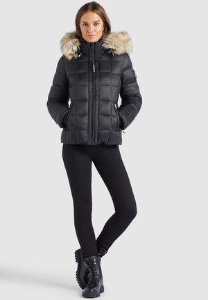 EAVAN - Winter jacket - schwarz