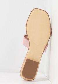 Dune London - LOUPE - Pantofle - pink - 6