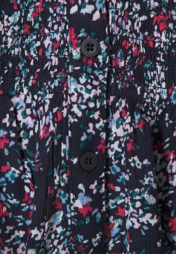 edc by Esprit T-shirt z nadrukiem - dark blue/granatowy IJQR