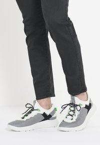 ECCO - ST.1 LITE - Sneakersy niskie - wild/white - 0