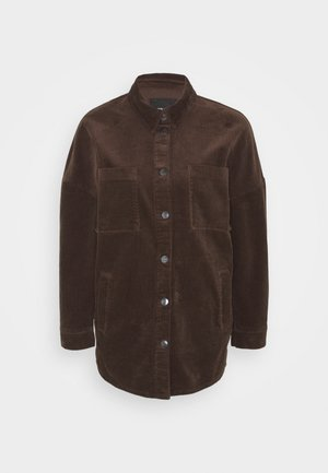 ONLJOAN BITTEN SHACKET  - Short coat - rosin