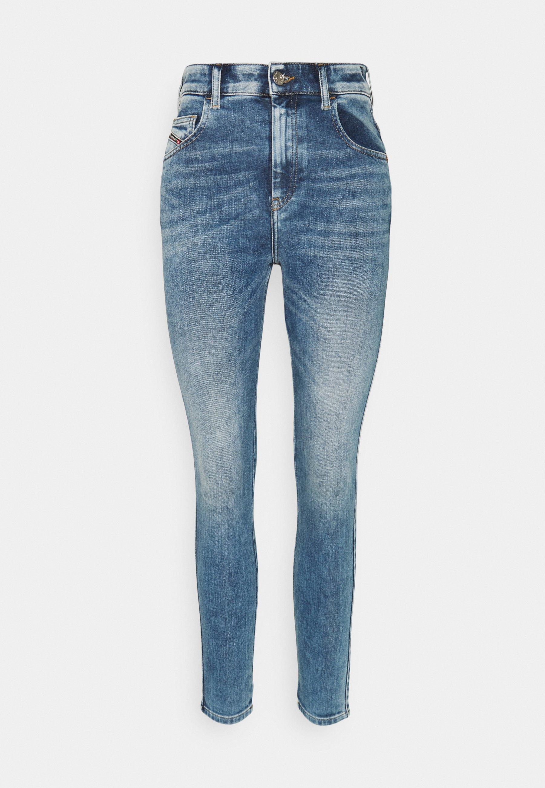 Women SLANDY HIGH - Jeans Skinny Fit