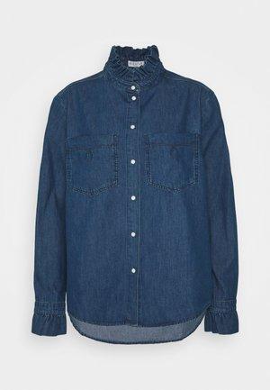 COQUILLAGE - Overhemdblouse - jean