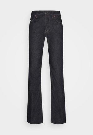 LARKEE-X - Straight leg jeans - blue denim