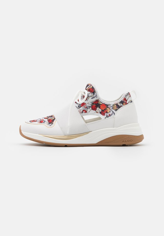 DWIEVIA - Sneakers laag - white/multicolor
