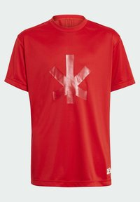 adidas Performance - ADIDAS X LEGO® NINJAGO® KAI SET - Shorts - red - 1