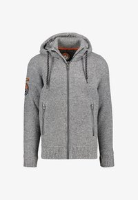 Superdry - EXPEDITION - Cardigan - grey - 0