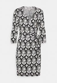 Diane von Furstenberg - JULIAN TWO - Day dress - black medium - 3